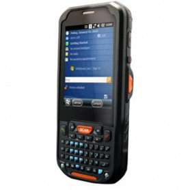 Terminale Point Mobile PM60, Wi-fi, Bluetooth, HSDPA, Laser 1D, QWERTY, Windows Mobile 6.5