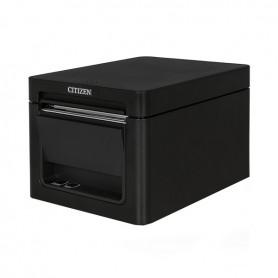 CTE351XXEBX - Stampante Citizen CT-E351 Nero - USB & Seriale, Taglierina Automatica, Larghezza Massima di Stampa 80mm