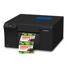 074462 - Stampante Primera LX2000e Usb, Ethernet e Wi-fi - per Etichette a Colori - Completa di Taglierina Automatica