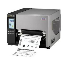 """99-135A001-00LF - Stampante TSC TTP-384MT 300 Dpi TT/DT 8"""" USB, RS232 , LPT e Scheda di Rete"""