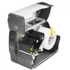 ZT23042-T3E000FZ - Stampante Zebra ZT230 203 Dpi, TT/DT, Usb/Seriale con Spellicolatore - Max Size Ribbon 450MT
