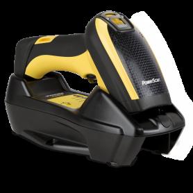 PM9500-433RBK10 - Lettore Datalogic PM9500 1D/2D Imager SR - Kit USB completo di Culla, Alimentatore e Cavo