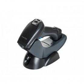 PM9500-BK433-RTK20 - Lettore Datalogic PM9500-RT , 1D/2D Imager SR, Nero/Grigio - Kit RS232