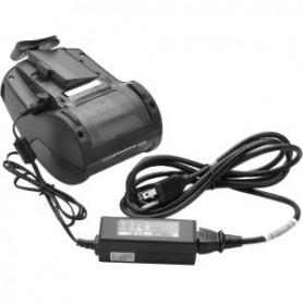 P1031365-042 - Alimentatore / Caricabatterie per Stampanti Zebra QLn220, QLn320, QLn420, ZQ510, ZQ520