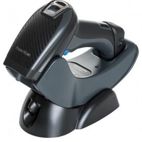 PBT9500-BK-RTK10 - Lettore Datalogic PBT9530-RT, 1D/2D Imager, Nero/Grigio - Kit Completo di Culla, Alimentatore e Cavo USB