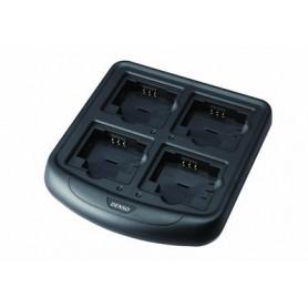 Caricabatterie 4 posizioni per Denso BHT-1170 - Include Alimentatore