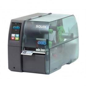 5977016 - Stampante CAB SQUIX 4.3P 200 Dpi, Touchscreen, Trasferimento Termico, USB, Seriale & Scheda di Rete - Spellicolatore