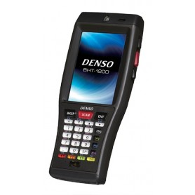 BHT-1200-BWB - Terminale Denso BHT-1200 Wi-fi, Bluetooth, 1D, Tastiera Numerica, Camera, Windows CE 6.0