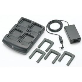 SAC7X00-401CES - Zebra Caricabatterie a 4 Posizioni per MC30xx e MC31xx - Solo Batterie