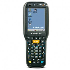 942600017 - Datalogic Skorpio X4 Pistol Grip 1D/2D Imager, Wi-fi, Bluetooth, Tastiera 38 Tasti, Windows CE 7.0