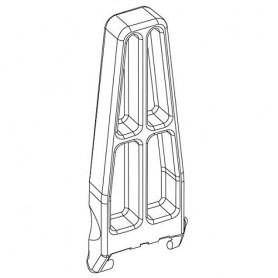1-206384-05 - Guida Supporto Rotolo Large per Stampante Intermec PM4i
