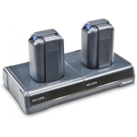 DX2A2BB20 - Caricabatterie a 4 Posizioni per Honeywell CK75 e CK3 - Include Alimentatore