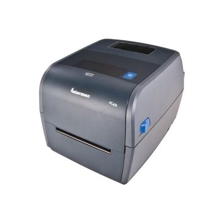 PC43TB00000202 - Stampante Intermec PC43t 203 Dpi Trasferimento Termico e Termico Diretto, Black, USB