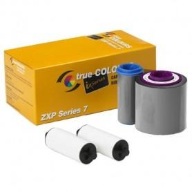 800077-749EM - Ribbon a Colori YMCKO per Stampanti Zebra ZXP Serie 7 - 750 Stampe