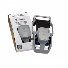 800300-301EM - Ribbon Nero per Stampanti Zebra ZC100 & ZC300 - 2000 Stampe