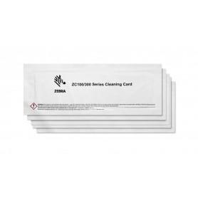 105999-311 - Kit di Pulizia per Stampanti di Card Zebra ZC100 & ZC300 - Confezione da 5 Pz