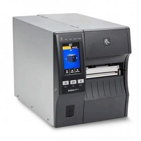 ZT41142-T0E0000Z - Stampante Zebra ZT411, 200 Dpi, TT/DT, Display a Colori, USB/LAN/BT