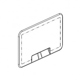 DPO16-2928-01 - Cover Media Window per Stampante Datamax M-Class