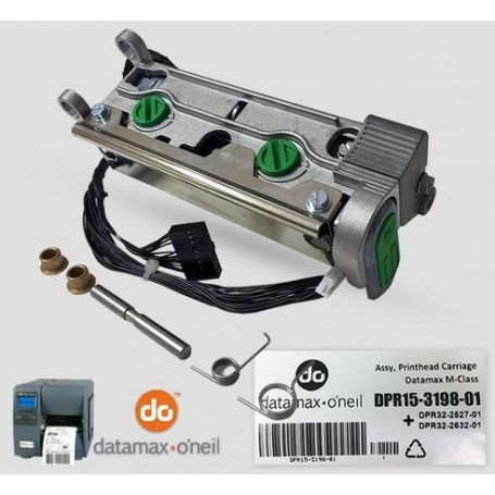 DPR15-3198-01 - Printhead Carriage per Stampanti Datamax M-Class