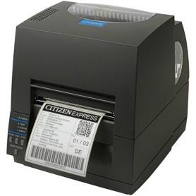CLS621IINEBXX - Stampante Citizen CL-S621II 203 Dpi, Emulazione DMX e ZPL, USB e RS232