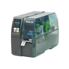 5977030 - Stampante CAB SQUIX 2 300 Dpi, Touchscreen, Trasferimento Termico, USB, Seriale & Scheda di Rete