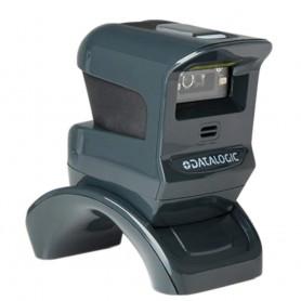 GPS4421-BKK1B - Datalogic Gryphon GPS4421, 2D, Black, Kit Completo di Cavo USB e Stand