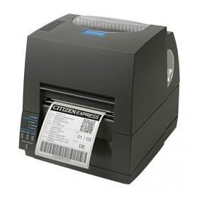 CLS631IINEBXXE - Stampante Citizen CL-S631, 300 Dpi, Trasferimento Termico e Termico Diretto, USB/Seriale/Ethernet Premium
