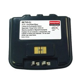 HCN3-Li - Batteria per Intermec CN3 4000 mAh, Lithium-Ion, 3.7 Volt