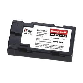 HIN2420-Li - Batteria per Intermec Antares 2420 / 2425 / 2430 / 2435 / 5020 / 5025 - Lithium-ion, 2200 mAh, 7.4V