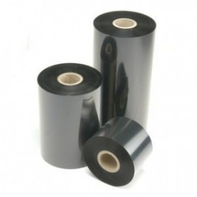 """TEME11030 - Ribbon F.to 110mm x 300MT OUT CERA-RESINA 1"""" - Confezione da 10 Rotoli"""